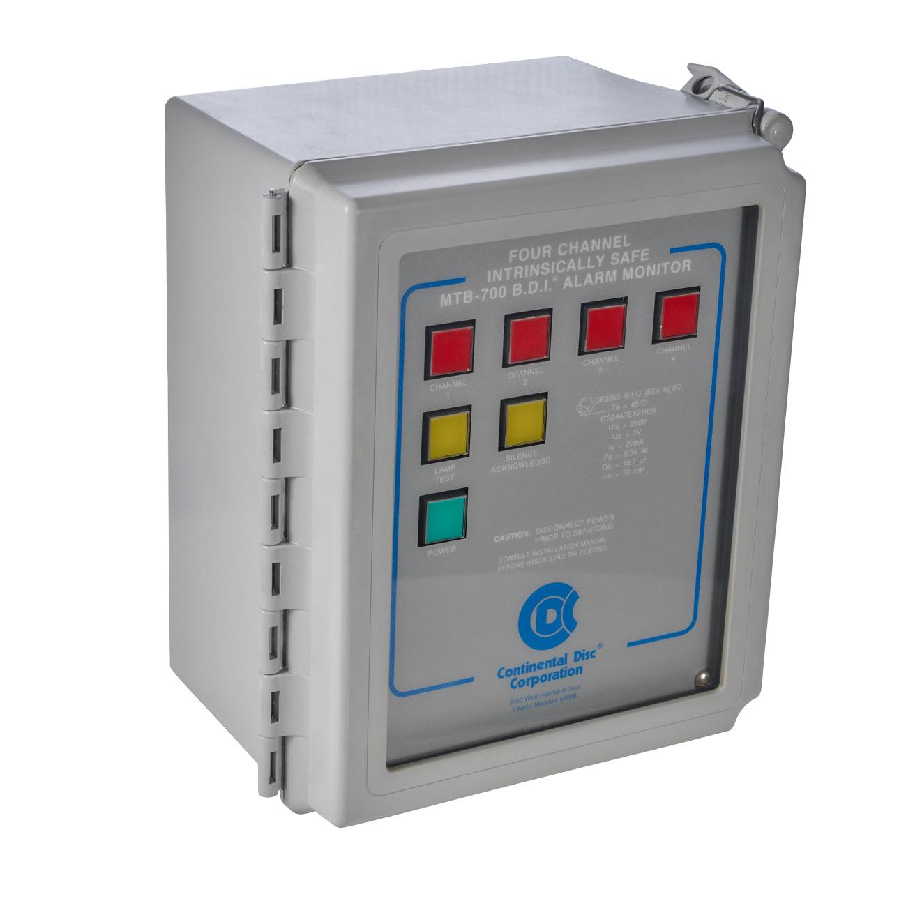 BDI-FLX™ Burst Disc Sensor System